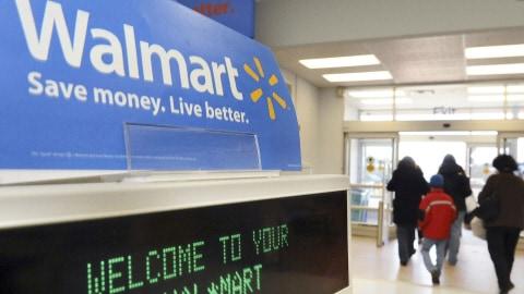 Walmart est un géant du commerce de détail.