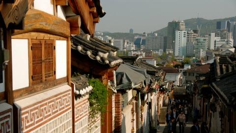 Vieux Séoul