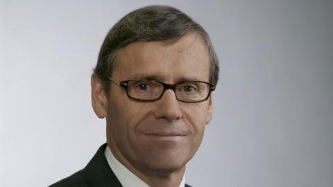 Richard Garneau, nouveau PDG d'AbitibiBowater