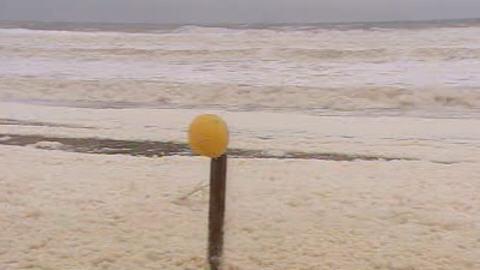 Sept-Îles attend une quantité importante de pluie.