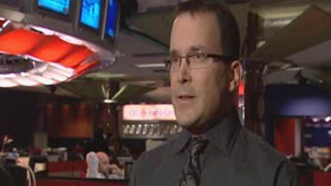 Daniel Cusson, du Conseil national de rehcerches Canada, a développé un béton plus durable et plus solide que le béton traditionnel