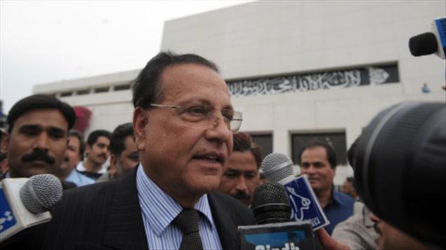 Salmaan Taseer (archives)