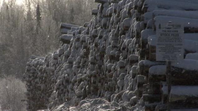 Bois de Lecours Lumber à Hearst