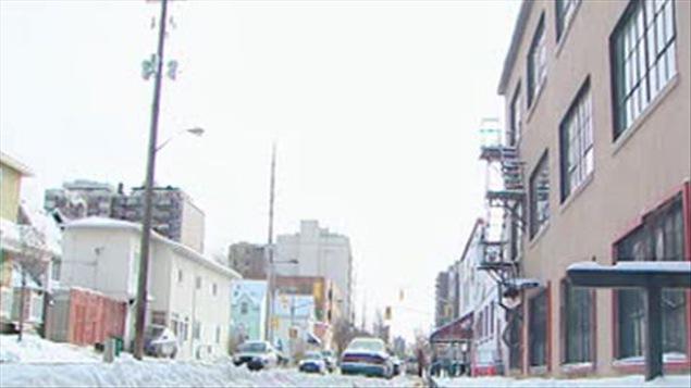 Le quartier Hintonburg, à Ottawa