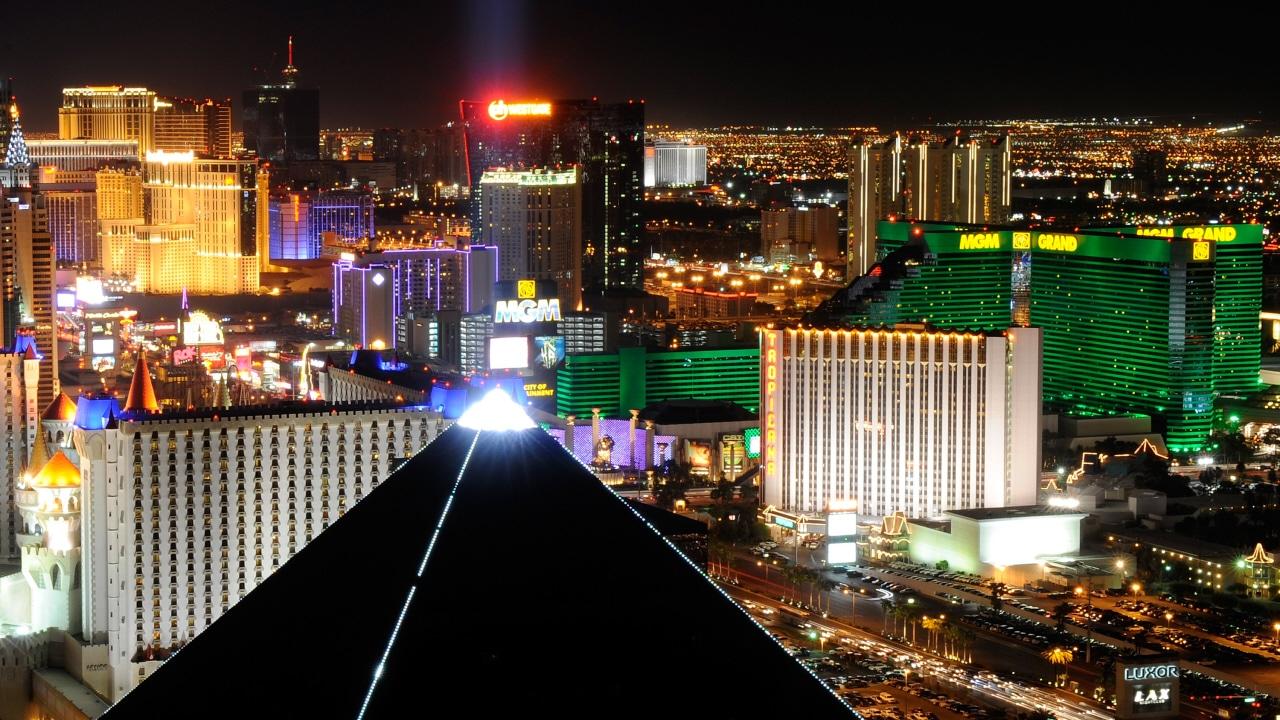 Vue de Las Vegas