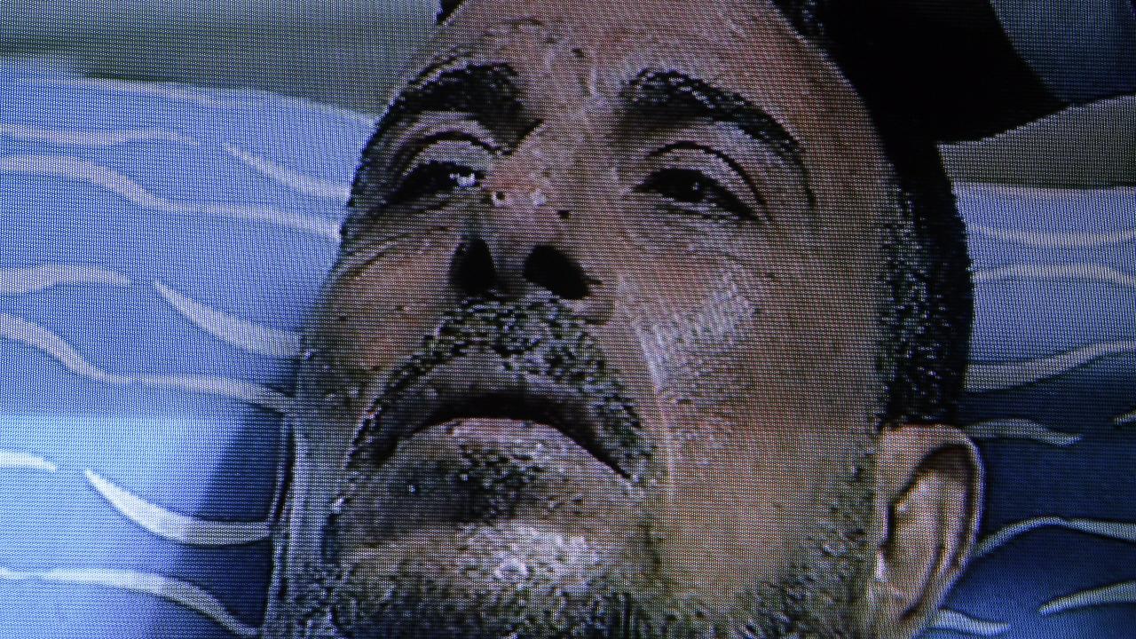 Abdo Abdelmoneim, 50 ans, a tenté de s'immoler par le feu lundi devant l'Assemblée du peuple.