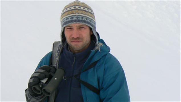 Le biologiste de l'UQAR Joël Bêty