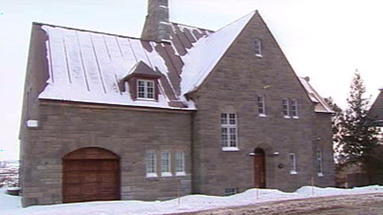 La maison du gendre de Ben Ali à Montréal