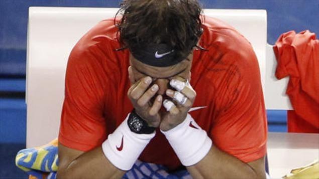 Rafael Nadal, débiné