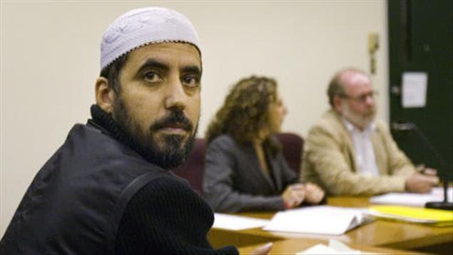 Said Jaziri devant la Commission de l'immigration et du statut de réfugié, le 17 octobre 2007