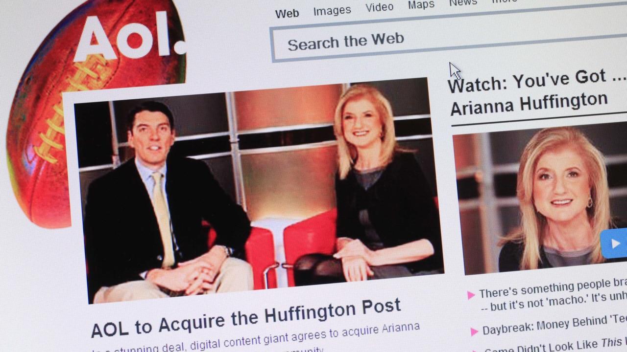 Le <em>Huffington Post</em>