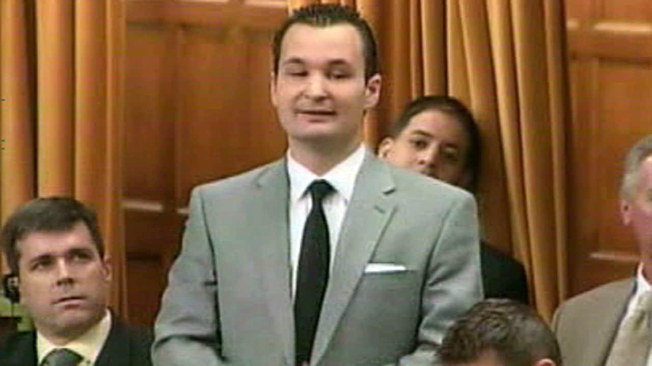 Le député conservateur Rod Bruinooge