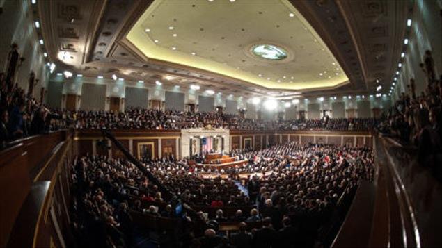Le Congrès aux États-Unis