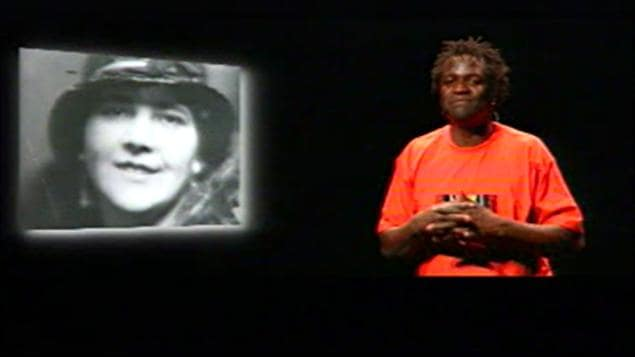 Boucar Diouf présente l'émission qu'il animera sur La Bolduc.