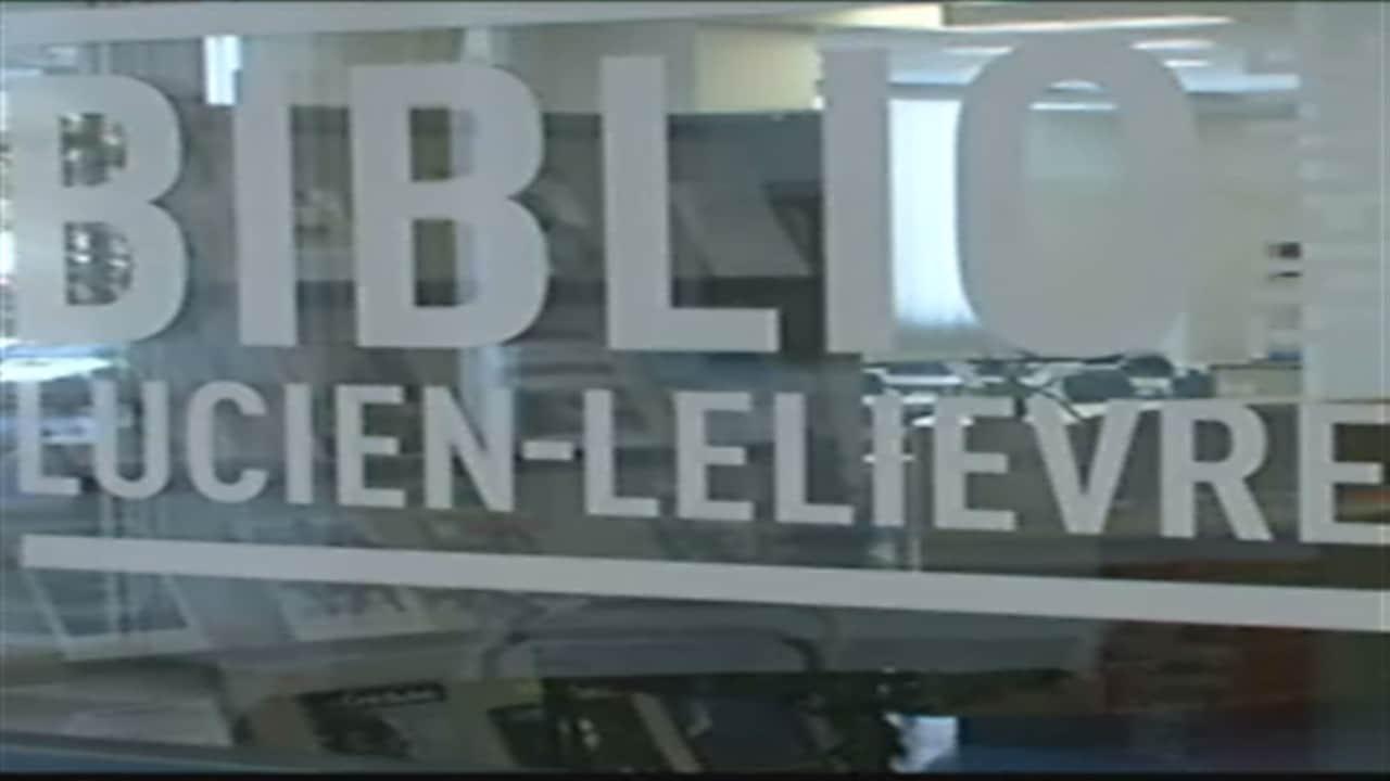 Bibliothèque Lucien-Lelièvre