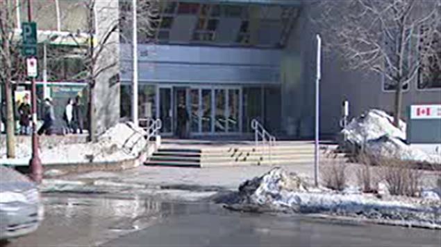 Un édifice de la fonction publique à Gatineau