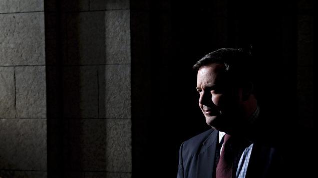 Le ministre de l'Immigration Jason Kenney