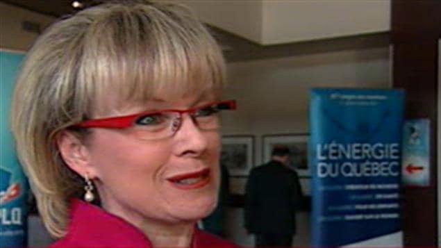 Colloque régional du Parti libéral du Québec, à Trois-Rivières