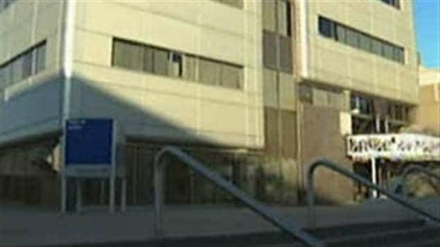 Palais de justice de Chicoutimi (archives)