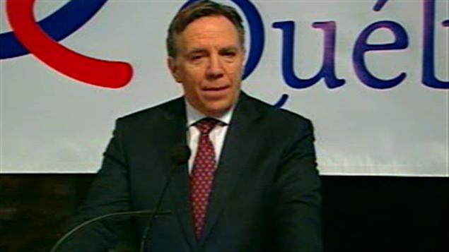 François Legault dévoile le manifeste de la nouvelle Coalition pour l'avenir du Québec.