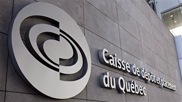 Logo de la Caisse de dépôt et placement du Québec
