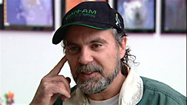 L'Albertain Gilles Caron