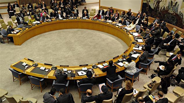 Réunion du Conseil de sécurité de l'ONU pour étudier des sanctions contre le régime du colonel Kadhafi