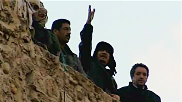 Discours de Kadhafi, 25 février 2011