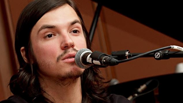 ©Radio-Canada/Christian Côté | <b>Philémon, chanteur et musicien</b>