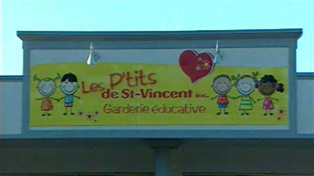 Garderie les P'tits St-Vincent à Laval