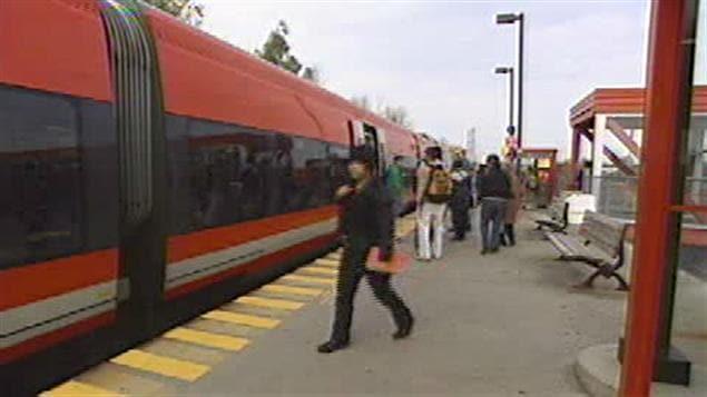 Train léger