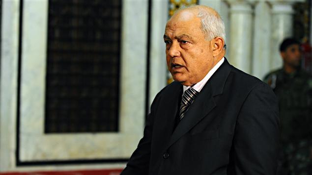Le ministre démissionnaire de l'Enseignement supérieur et de la recherche scientifique, Ahmed Ibrahim.