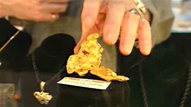 Une nouvelle ruée vers l'or est en marche vers le Yukon