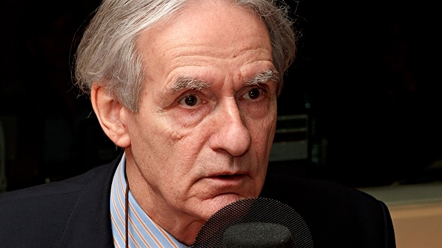 ©Radio-Canada/Christian Côté   <b> Gérard Bouchard, historien et professeur</b>