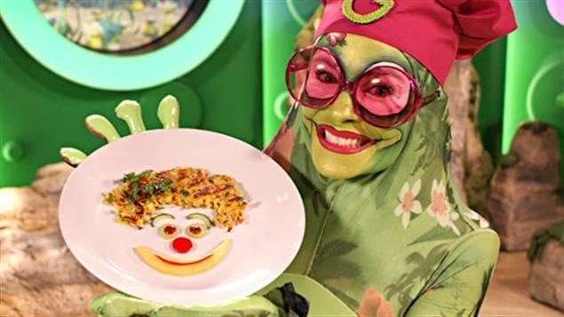 Le clown Rosti