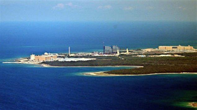 Centrale nucléaire de Bruce Power, en Ontario