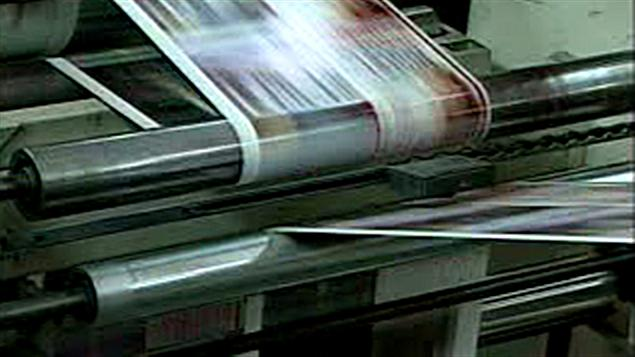 Presse de Transcontinental