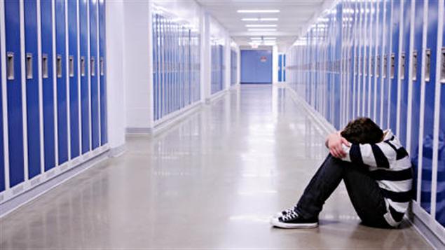 Intimidatin à l'école