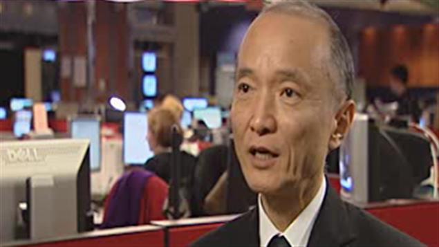 L'ambassadeur du Japon au Canada, , Kaoru Ishikawa, a été très touché par la sympathie exprimée par la communauté internationale.