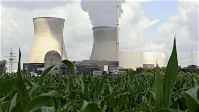 La centrale nucléaire de Gundremmingen