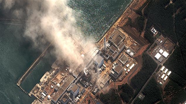 14 mars 2011, centrale nucléaire de Daiichi, Fukushima