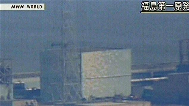 Réacteur numéro 2 de la centrale Fukushima Daiichi