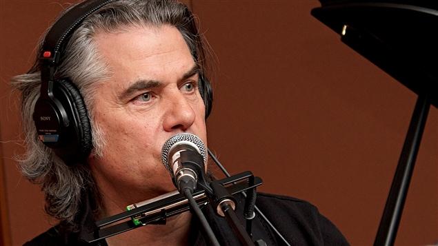 ©Radio-Canada/Christian Côté | <b> Richard Séguin, chanteur et musicien </b>