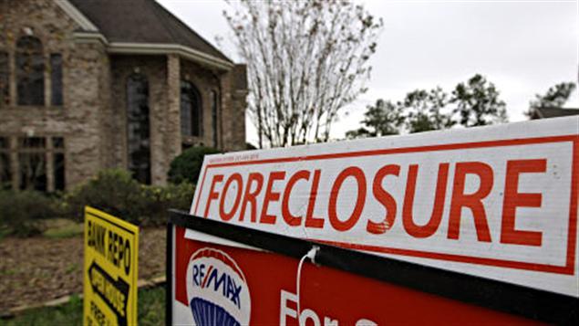 Marché immobilier américain