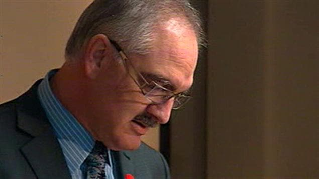 Le maire de Saint-Jérôme, Marc Gascon