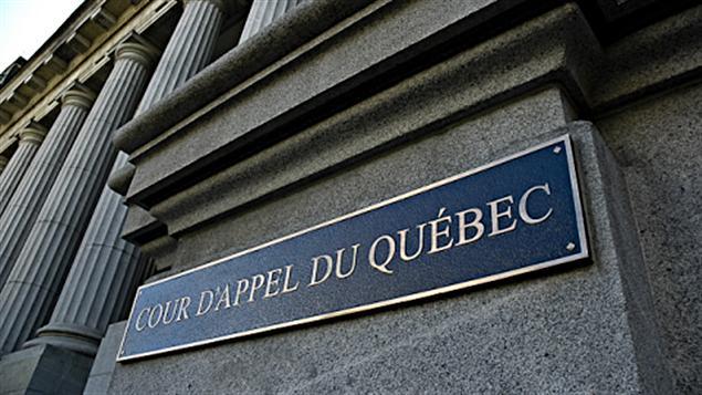Cour d'appel du Québec