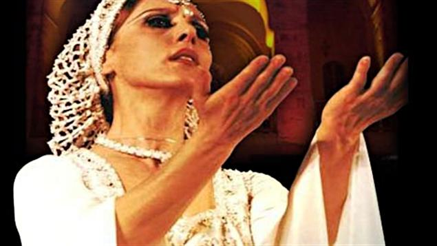 La chanteuse libanaise Fairuz
