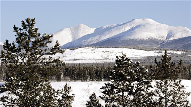Piste Overland Yukon