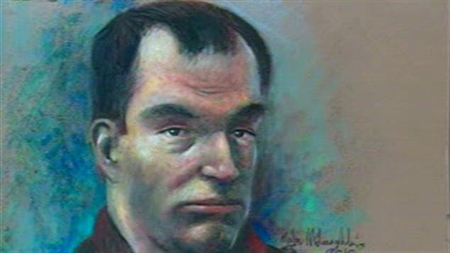 Portrait de cour de Guy Turcotte