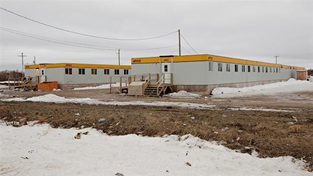 Les résidences temporaires à Attawaîkatt